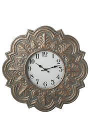Midwest CBK Patina Stamped Clock - Product Mini Image