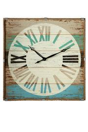 Midwest CBK Rope Trimmed Clock - Front cropped