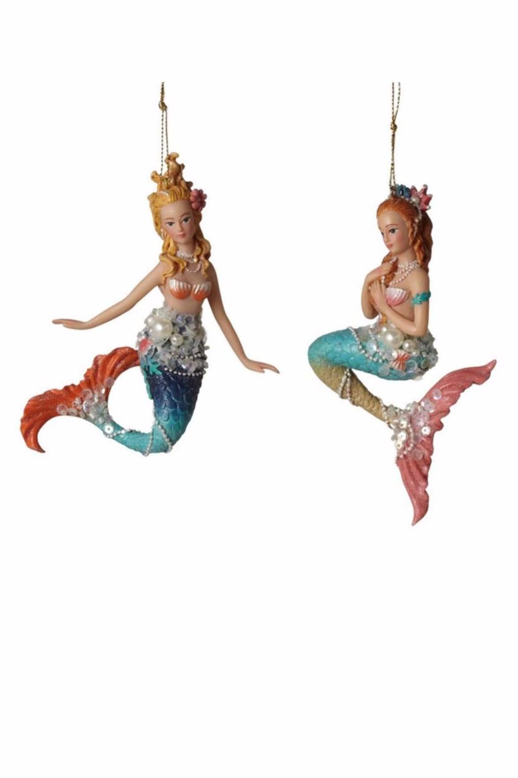 Midwest Cbk Home Decor Midwest Cbk Sequin Mermaid Ornaments From Alabama By