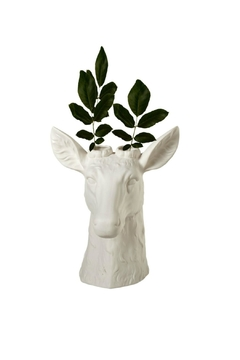 Shoptiques Product: Stag Head Vase