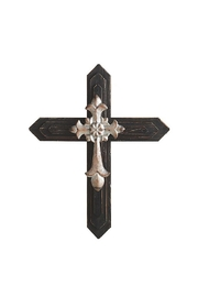 Midwest CBK Wall Cross-Black - Front cropped