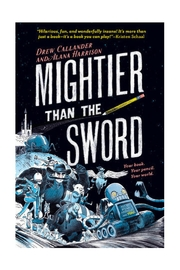 Penguin Books Mighter Than The-Sword - Product Mini Image