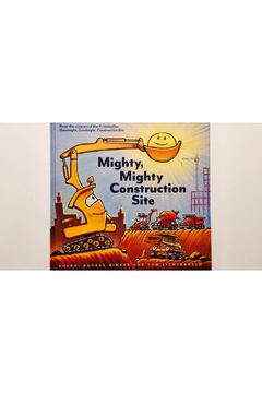 Chronicle Books Mighty, Mighty Construction Site - Alternate List Image