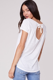JACK DAKOTA Mignon Burnout Tee - Product Mini Image
