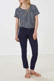 MiH Jeans Cropped Slim Jeans - Product Mini Image