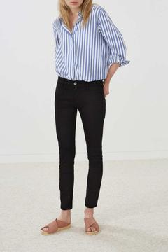 Shoptiques Product: Cropped Slim Leg Jeans