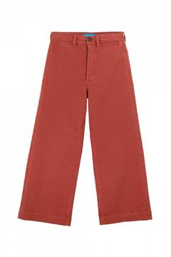 MiH Jeans Cropped Wide Pant - Alternate List Image