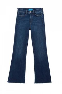 Shoptiques Product: High Rise Cropped Bell Jeans