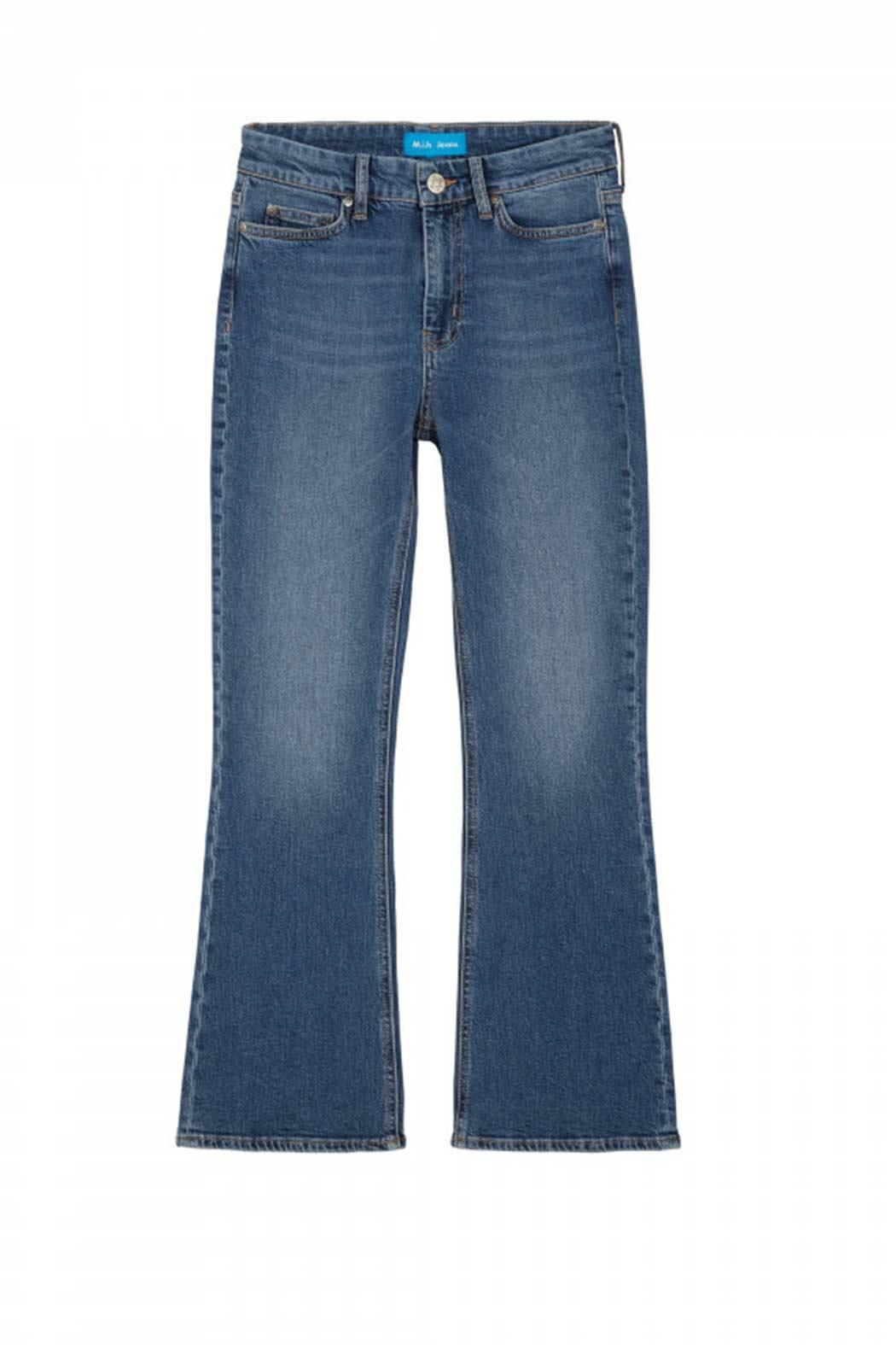 MiH Jeans High Rise Cropped Jeans - Main Image