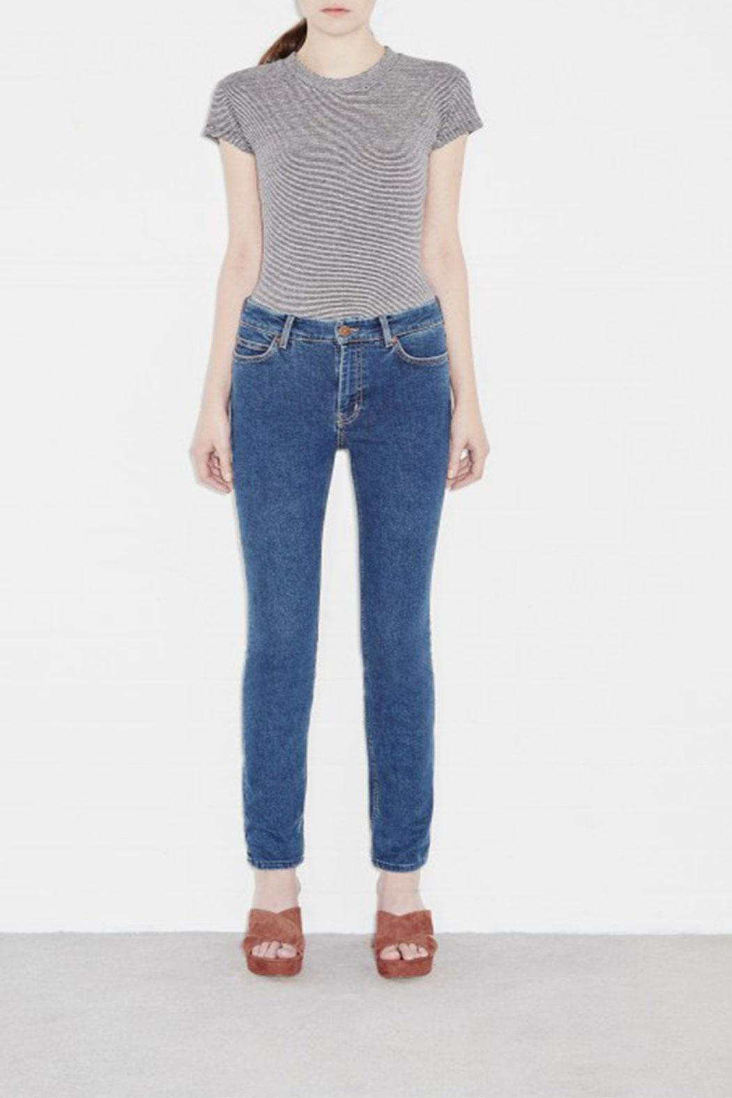 MiH Jeans High Rise Jeans - Main Image