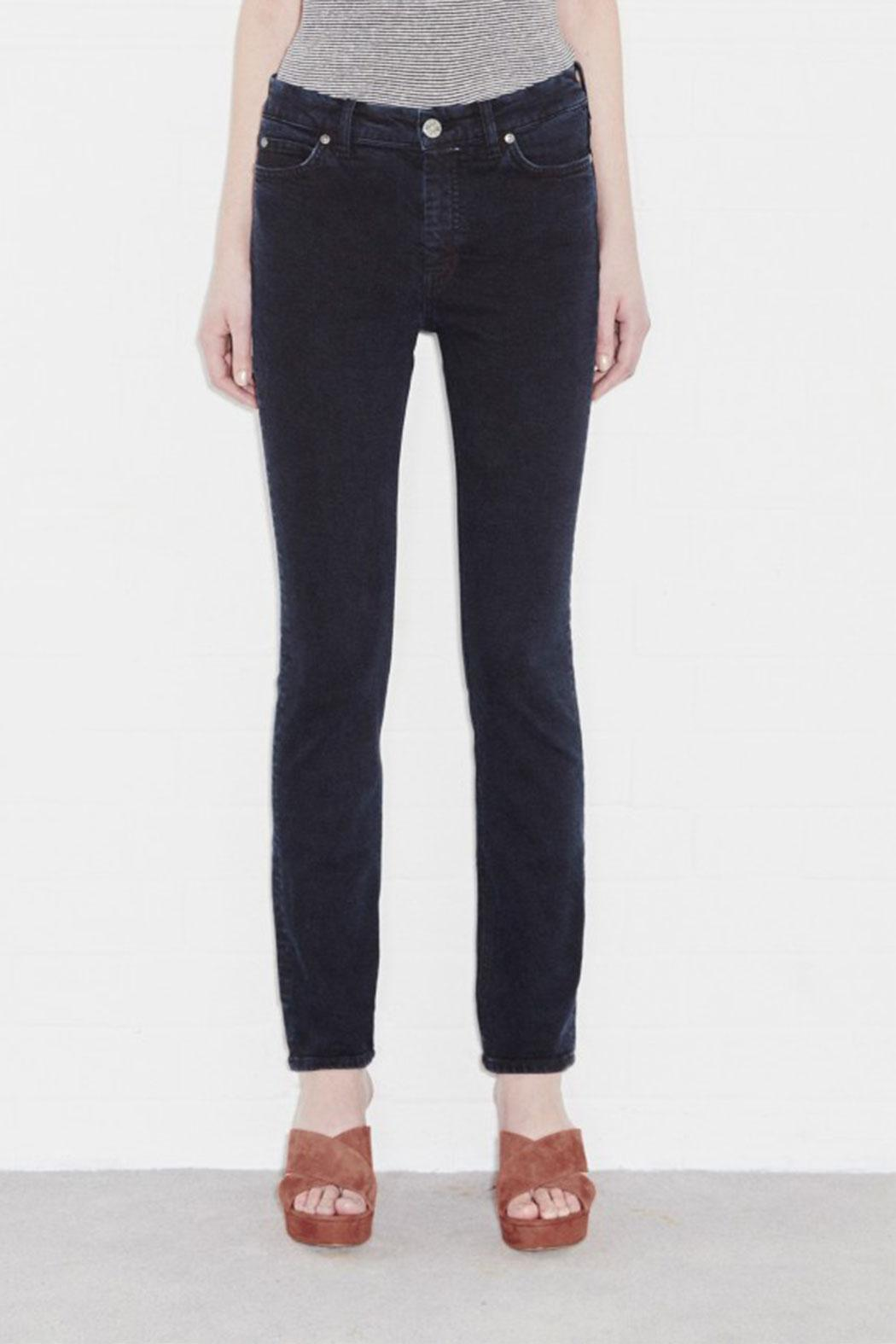 MiH Jeans High Rise Jeans - Front Full Image