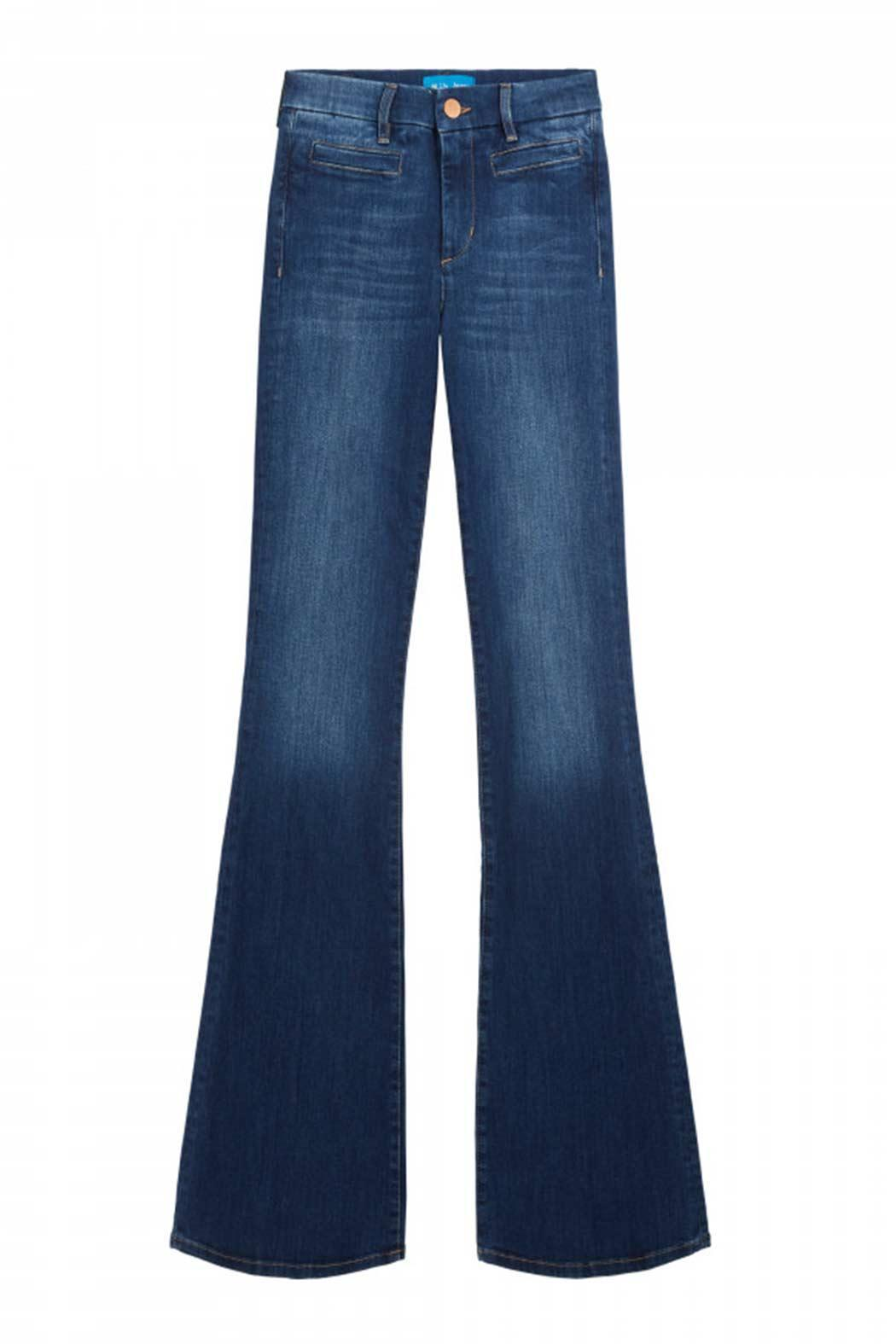 MiH Jeans High Rise Kick Flare Jeans - Main Image