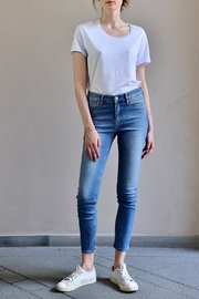 MiH Jeans High Rise Jeans - Front cropped