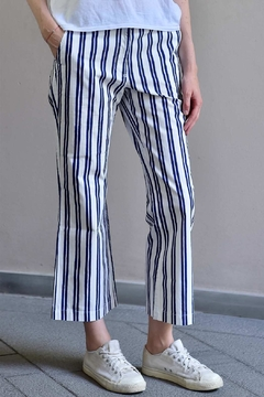 Shoptiques Product: Tailored Cropped Flare