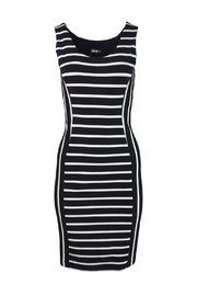Miik Reversible Stripe Dress - Front cropped