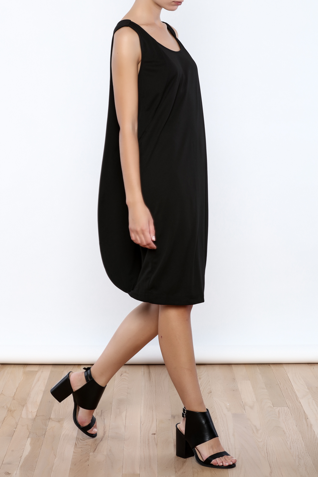 Miilla Back Button Dress - Front Full Image