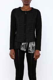 Miilla French Terry Jacket - Side cropped