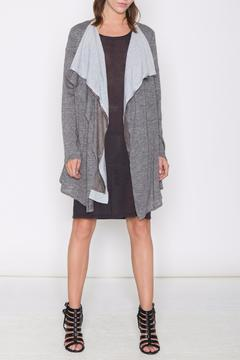 Shoptiques Product: Layered Open Cardigan