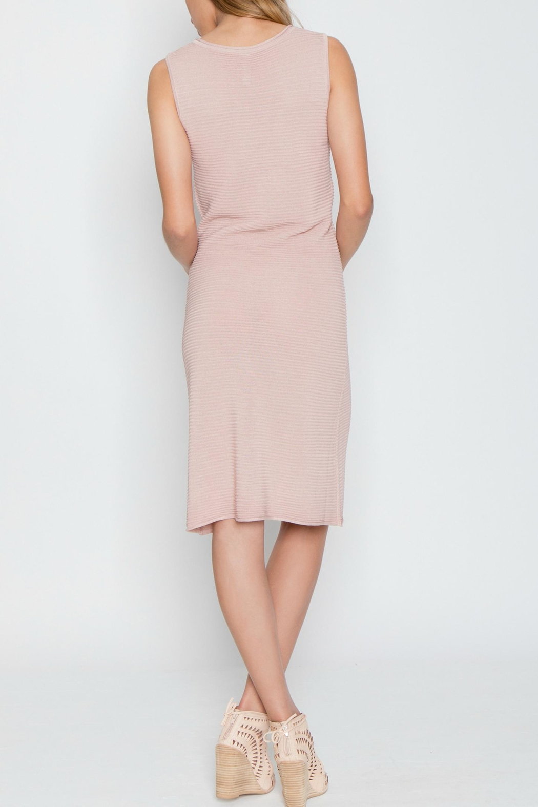 Miilla Passionate Pink Dress - Front Full Image