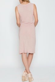 Miilla Passionate Pink Dress - Front full body