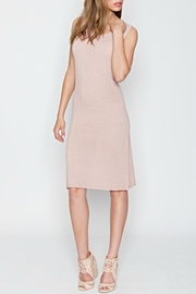 Miilla Passionate Pink Dress - Front cropped