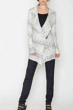 Shoptiques Product: Speckled Knit Cardigan