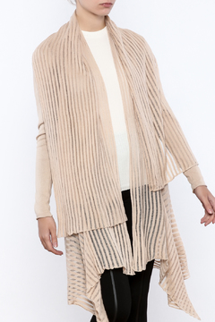 Shoptiques Product: Textured Knit Cardigan