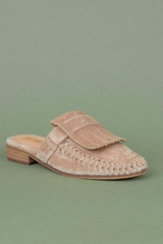 MiiM French Loafer Mule - Front full body