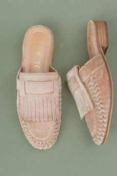 MiiM French Loafer Mule - Product List Image