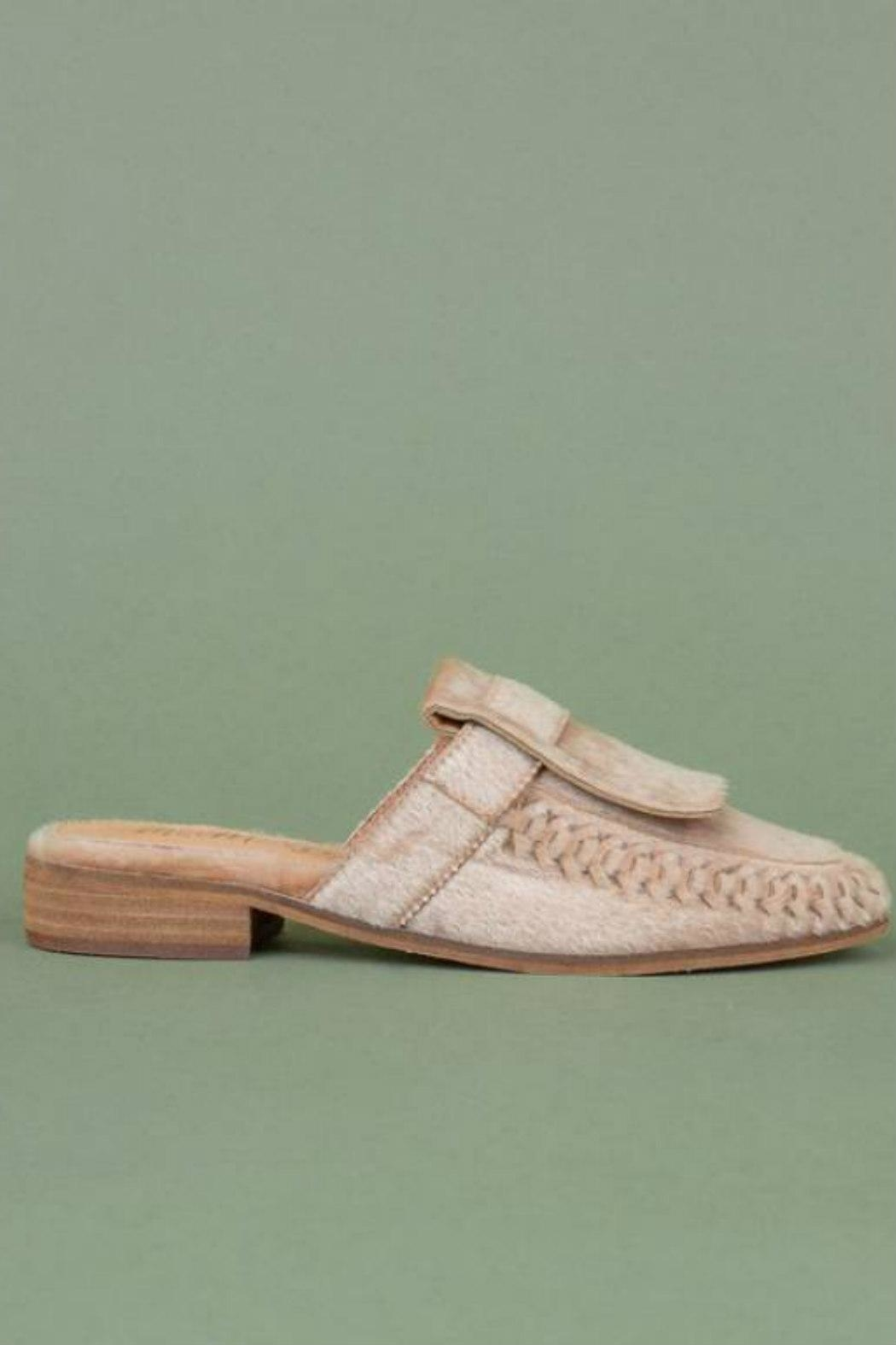 MiiM French Loafer Mule - Side Cropped Image