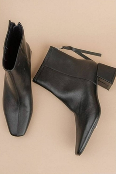 MiiM Kadee Square-Toe Bootie - Alternate List Image