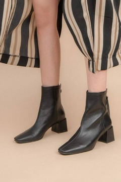 MiiM Kadee Square-Toe Bootie - Product List Image