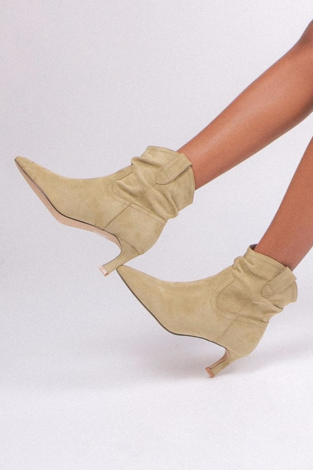 MiiM The Louie Bootie - Side Cropped Image