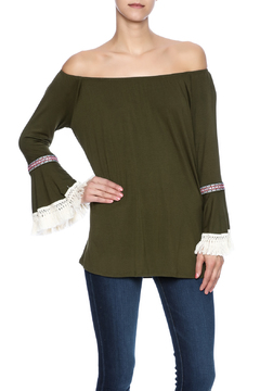 Shoptiques Product: Bell Sleeve Top