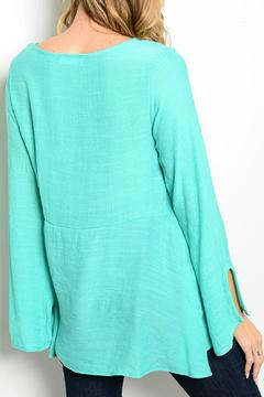 Miin Ocean Breeze Tunic - Alternate List Image