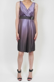 Mikael Aghal Lilac Ombre Dress - Product Mini Image