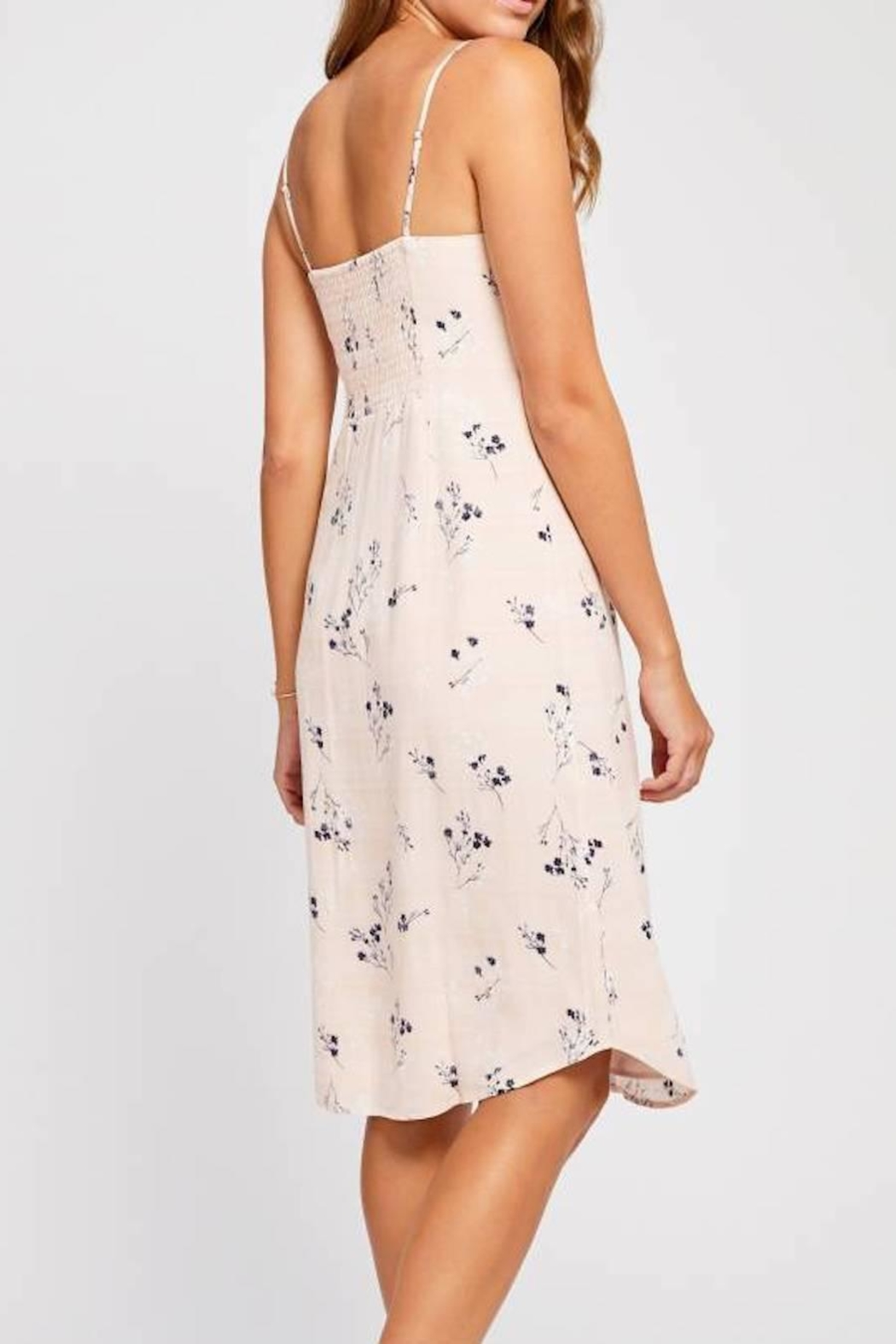 Gentle Fawn Mikaela Dress - Side Cropped Image