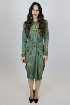 Shoptiques Product: Boho Printed Dress