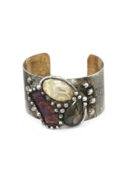 Shoptiques Product: Multi Stone Cuff