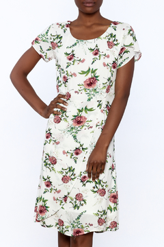 Mikarose Floral Dress - Product List Image