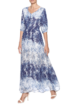 Mikarose Printed Maxi Dress - Product List Image