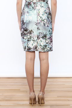 Mikarose Rose Pencil Skirt - Alternate List Image