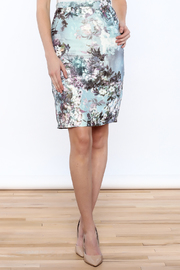Mikarose Rose Pencil Skirt - Product Mini Image