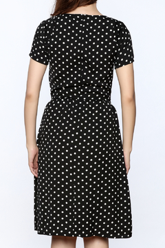 Mikarose Polka Dot Dress - Alternate List Image