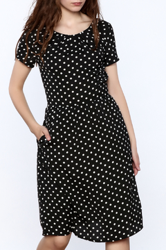 Mikarose Polka Dot Dress - Product List Image