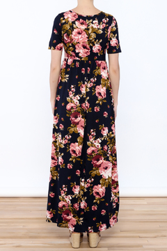 Mikarose Floral Maxi Dress - Alternate List Image