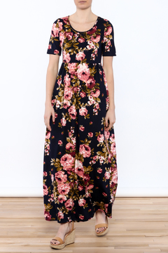 Mikarose Floral Maxi Dress - Product List Image
