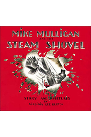 Houghton Mifflin Harcourt  Mike Mulligan And His Steam Shovel - Product Mini Image
