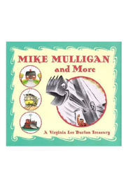 Houghton Mifflin Harcourt  Mike Mulligan And More - Front cropped