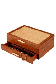 Mike Fisher Handcrafted Jewelry Box - Product Mini Image